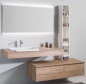Mobile Preview: Roma Badmöbelset 12|120+120 cm Sherwood von Euro Bagno